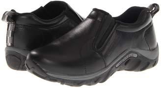 Merrell Jungle Moc Leather Boys Shoes