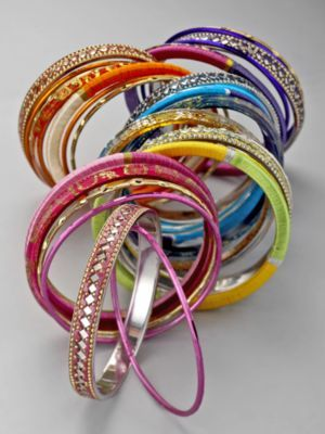 City Style Indian Bangle Bracelets