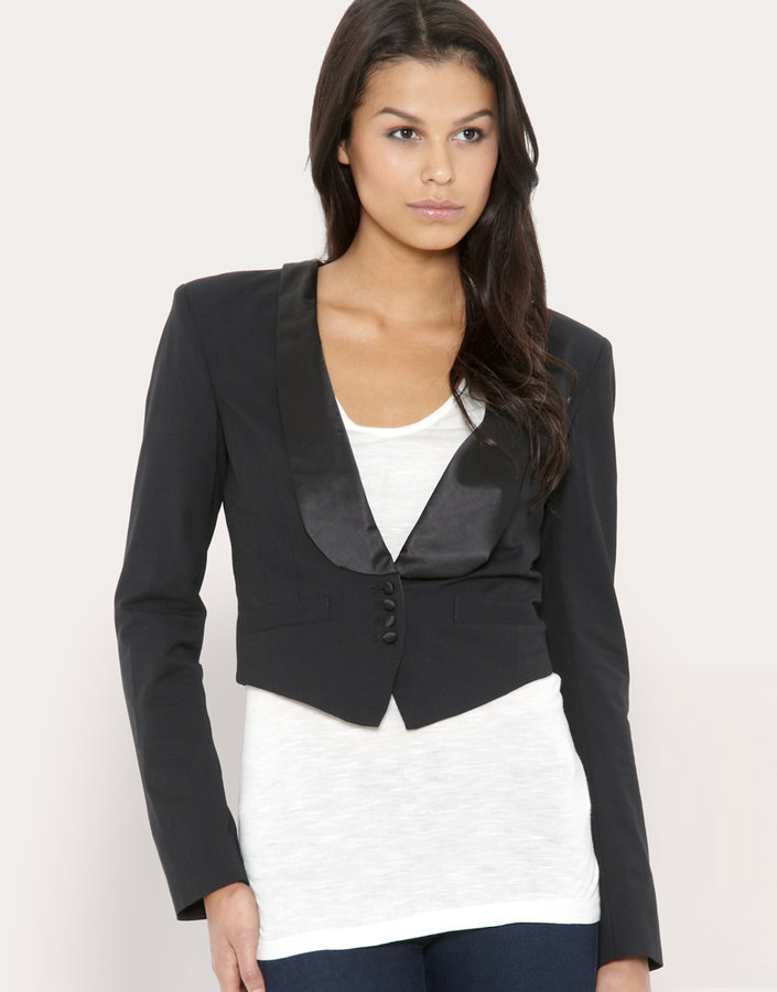 French Connection Teco Tux Jacket
