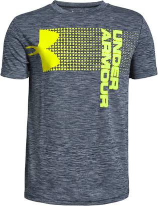 Under Armour Boy's Crossfade Cotton Blend Tee
