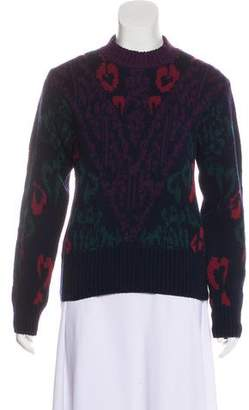 Sacai Wool Knit Sweater
