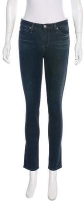 Adriano Goldschmied Prima Mid-Rise Jeans w/ Tags