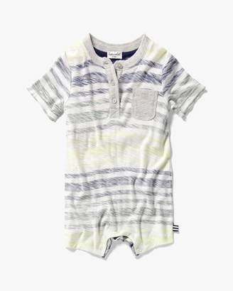 Splendid Baby Boy Stripe Print Onesie