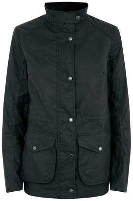 Barbour Fleetwood Waxed Jacket