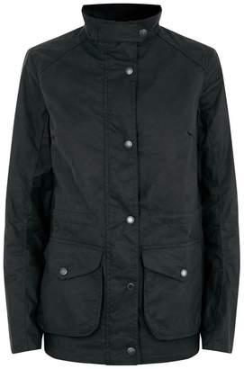 Barbour Fleetwood Waxed Jacket