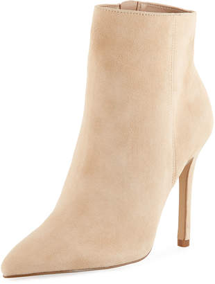 Charles by Charles David Delicious Suede High-Heel Booties