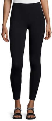 Eileen Fisher Viscose Jersey Leggings, Petite