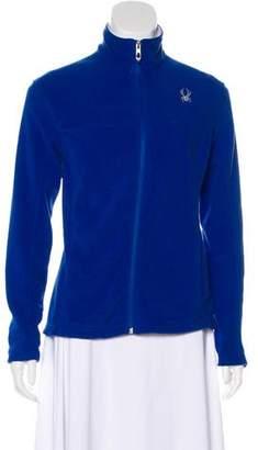 Spyder Fleece Zip-Up Jacket
