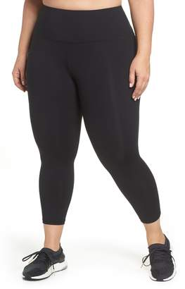 LOLA GETTS Lola High Waist Skinny Capri Leggings