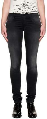 Diesel Black Livier Denim Jeans
