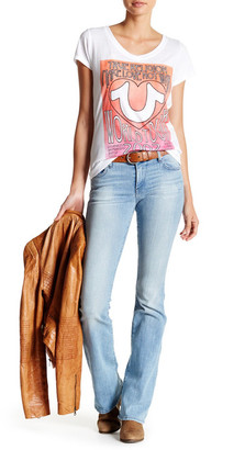 True Religion Becca Mid Rise Bootcut Jean $189 thestylecure.com