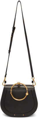 Chloé Black Medium Nile Satchel