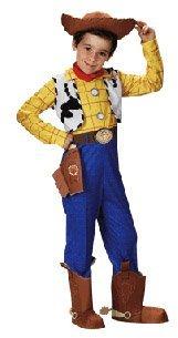 Disguise Disney Pixar Toy Story Costume - Woody-4-6 Years