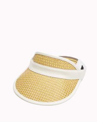 Rag & Bone Straw visor
