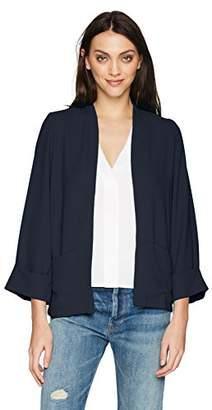 Vero Moda Women's Rikke Roll Sleeve Blazer