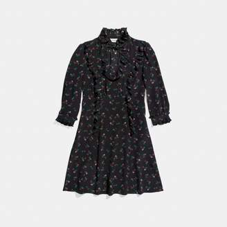 Coach Western Shirt Dress