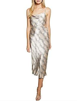 Bec & Bridge Bec + Bridge Python Midi Dress