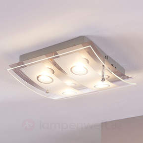 Moderne LED-Deckenleuchte Joicy