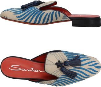 Santoni Mules