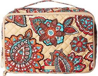 Vera Bradley Iconic Large Blush Brush Case Luggage