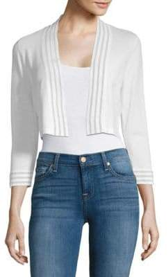 Calvin Klein Cropped Shrug