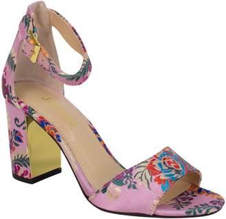 J. Renee High Block Heel Sandals - Flaviana