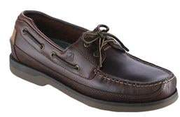Sperry Men's Mako Leather Boat Shoes - Smart Value