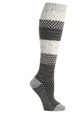 Smartwool Popcorn Cable Women's Knee Socks