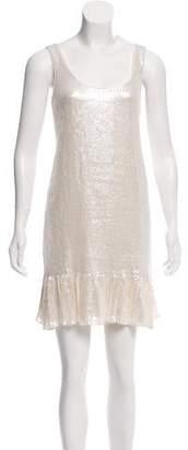 Diane von Furstenberg Orba Silk Mini Dress w/ Tags