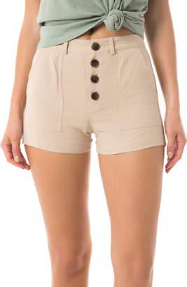O'Neill Morrison Linen & Cotton Shorts