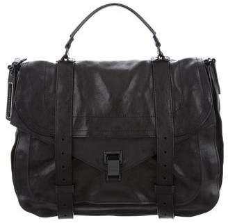 Proenza Schouler Buffalo Messenger Bag