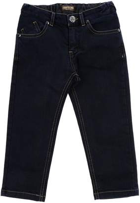Roberto Cavalli Denim pants - Item 42703799RL
