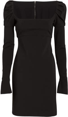 Philosophy di Lorenzo Serafini Puff Shoulder Mini Dress