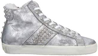 Leather Crown High-tops & sneakers - Item 11564862JM