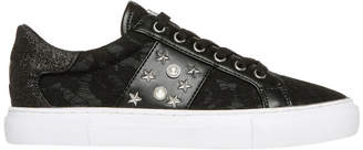 GUESS Gamer Black/Black Sneaker