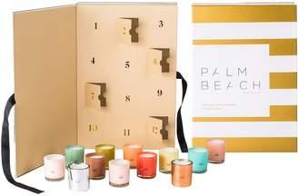 Palm Beach Collection Christmas Advent Calendar 12-Piece Gift Set