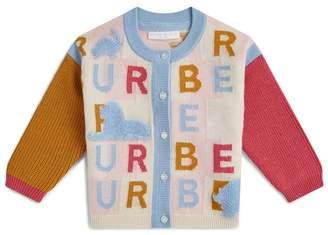 Burberry Cashmere Cardigan