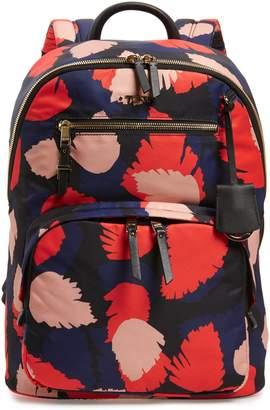 Tumi Voyageur Hagen Print Nylon Backpack