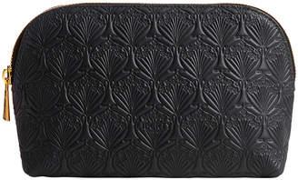 Liberty London - Embossed Cosmetic Bag - Black