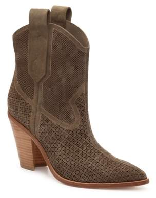 Sigerson Morrison Luxury Karka Cowboy Boot