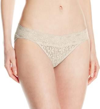 Wacoal Women's Halo Bikini Panty