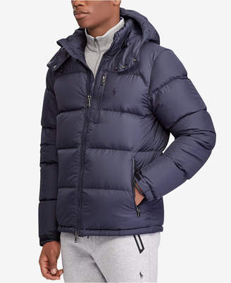 Polo Ralph Lauren Men's Water-Repellent Down Jacket