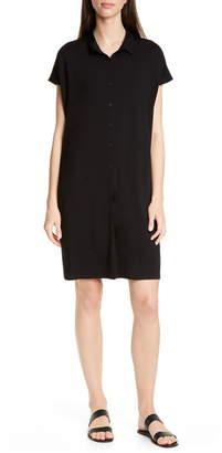 Eileen Fisher Tencel® Lyocell Blend Shirtdress