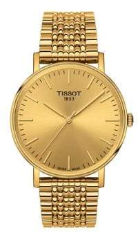 Tissot T-Classic Everytime Stainless Steel Bracelet Watch
