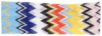 Missoni Zig-Zag Print Headband