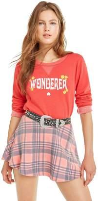 Wildfox Couture Wonderer Quinn Sweatshirt | Scarlet
