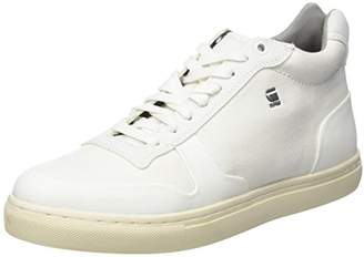 G Star Men's Krosan Mid Fashion Sneaker