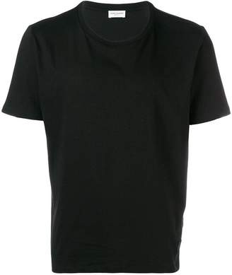 Saint Laurent classic short sleeve T-shirt