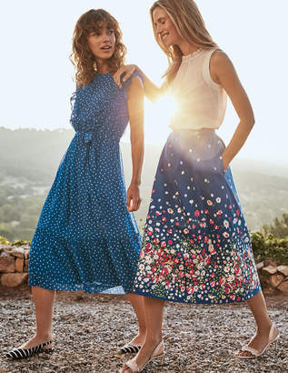 Boden Emelia Midi Skirt