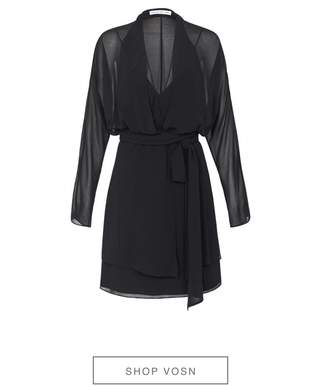 Camilla And Marc Noelle Wrap Dress